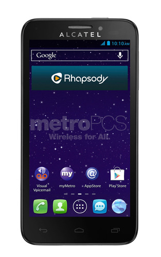 ALCATEL ONE TOUCH Smartphones Arrive at MetroPCS for the ...