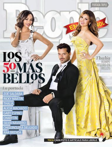 PEOPLE en Espanol Names The 50 Most Beautiful Hispanic Celebrities