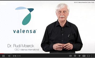 Dr. Rudi Moerck, CEO Valensa International.  (PRNewsFoto/Valensa International)