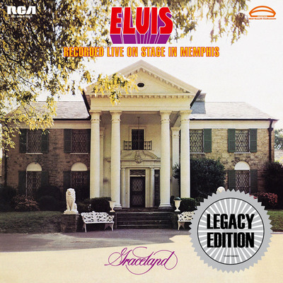 """""""Elvis Recorded Live On Stage In Memphis"""" to be released March 18. (PRNewsFoto/Legacy Recordings) (PRNewsFoto/LEGACY RECORDINGS)"""