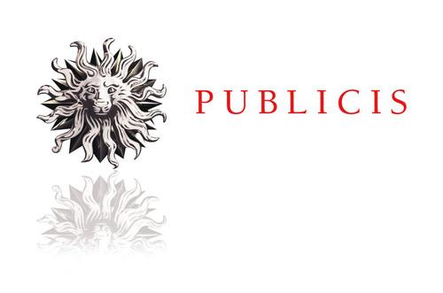 Publicis Worldwide Logo.  (PRNewsFoto/Publicis Worldwide)