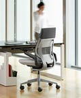 The Gesture Chair by Steelcase, for the way technology affects the human body.  (PRNewsFoto/Steelcase)