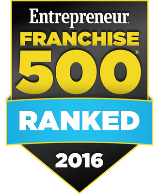 The Entrepreneur Magazine 2016 Franchise 500's 37th Annual Franchise 500 ranking reveals the impact of the newest trends and the industries poised for growth.