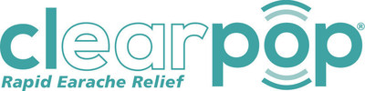 ClearPop for Rapid Earache Relief Logo