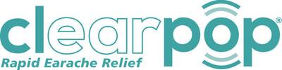 ClearPop for Rapid Earache Relief Logo (PRNewsFoto/ClearPop)