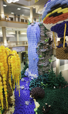 Airigami Balloon Adventure 2016: Journey on the Genesee (credit: Airigami)