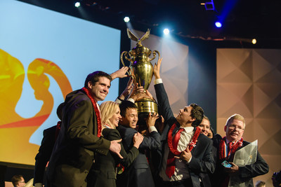 Brigham Young University-Hawaii (Laie, HI) named the 2015 Enactus United States National Champion
