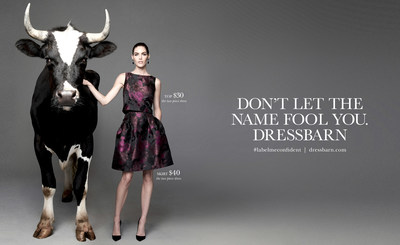 DRESSBARN LAUNCHES FALL AD CAMPAIGN WITH HILARY RHODA AND PATRICK DEMARCHELIER