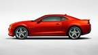 The 2014 Chevy Camaro is undoubtedly one of the most iconic vehicles in the Chevy lineup. (PRNewsFoto/Chevy Exchange)