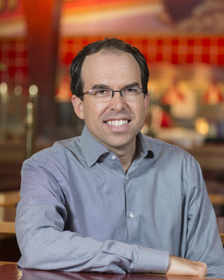 Jonathan Muhtar, Red Robin's Senior Vice President and Chief Marketing Officer