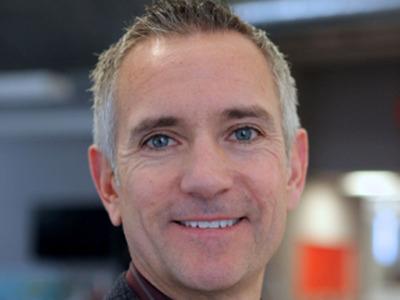 Bob Seiler, PR Newswire's Senior Vice President, Global Sales.  (PRNewsFoto/PR Newswire Association LLC)