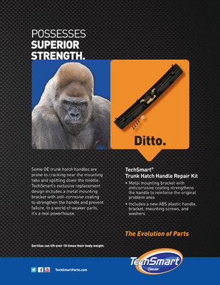 "Standard Motor Products, Inc. launches ""The Evolution of Parts"" advertising campaign"