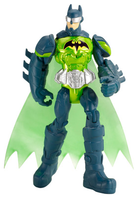 Warner Bros. Consumer Products and Mattel extend partnership granting the leading worldwide toy manufacturer rights to create product, including the Batman(TM) Basic figure from the Batman Evergreen line, as master toy licensee for the entire universe of DC Comics characters. (PRNewsFoto/Warner Bros. Consumer Products)