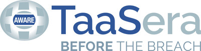 Current TaaSera logo.