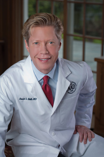 Dr. David Balle.  (PRNewsFoto/Grosse Pointe Dermatology Associates, P.C.)