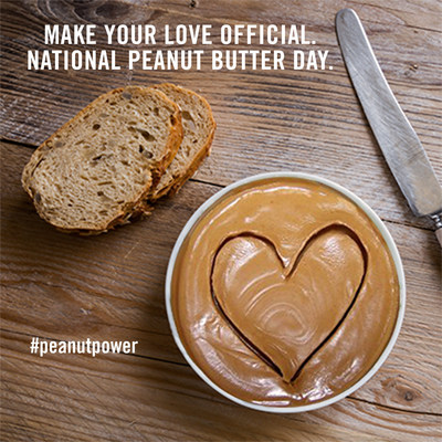 Happy National Peanut Butter Day! #peanutpower