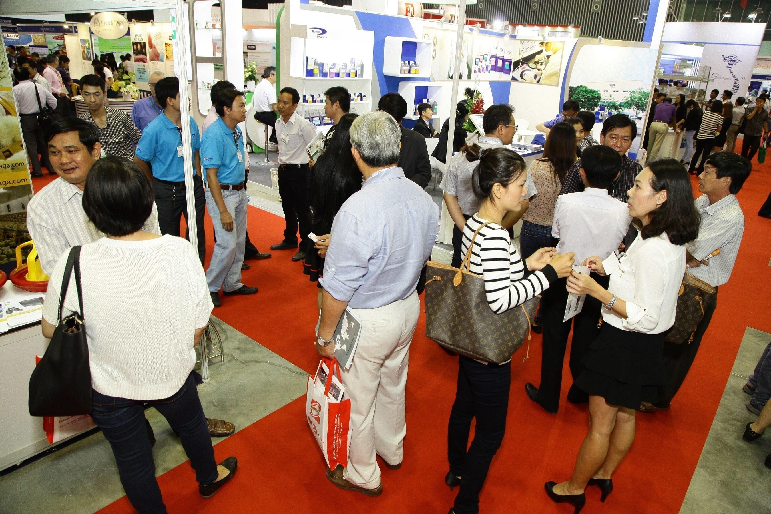 VIETSTOCK Expo & Forum, version 2014