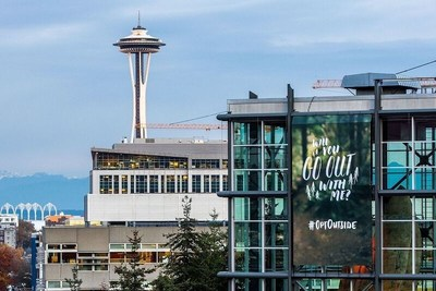 REI Seattle Flagship store invites members and customers to #OptOutside.