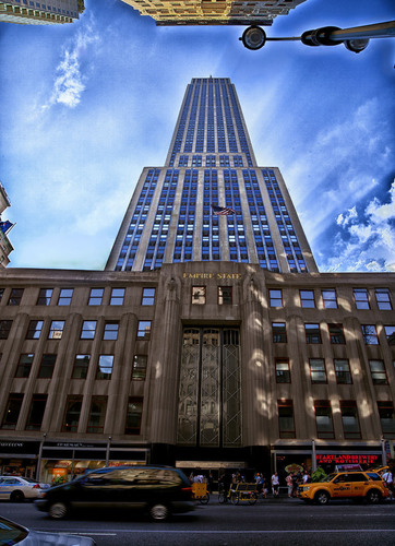 Empire State Building Honors Winners of First-Ever 'My Empire State Building' Digital Photo Contest