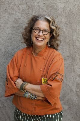 Celebrity Chef Susan Feniger