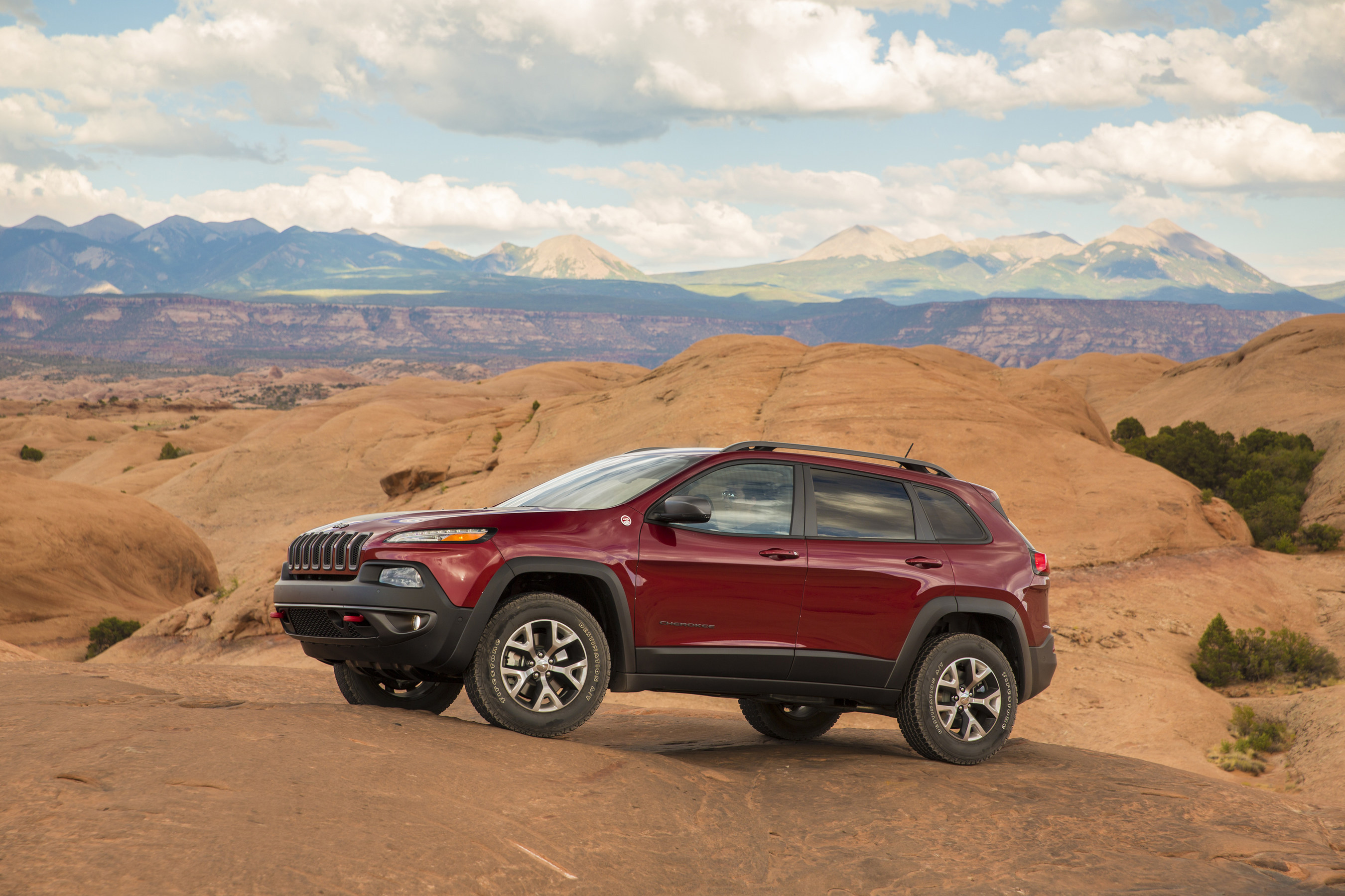 daily drive the trailhawk test cherokee jeep
