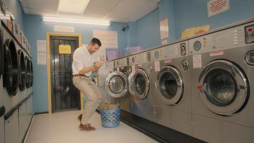 Loose change at the launderette, The #LittleThings, Freixenet UK. (PRNewsFoto/Freixenet UK)