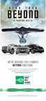 Until We Can Beam You Up, We'll Pick You Up. Enterprise Rent-A-Car Partners with Paramount Pictures for Launch of New