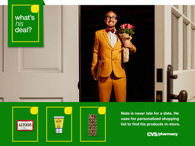 """""""What's your deal?,"""" an ad campaign created by CVS/pharmacy, is designed to help ExtraCare members understand the benefits of myWeekly Ad, a new personalized circular tailored to each customer.(PRNewsFoto/CVS/pharmacy) (PRNewsFoto/CVS/PHARMACY)"""