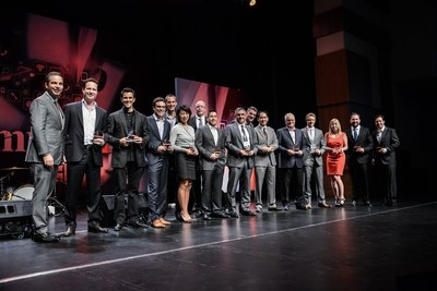 IMPACT15 top honors award recipients