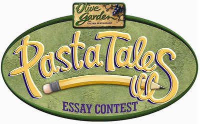 annual pasta tales essay contest provided by olive garden 17th annual pasta tales essay writing contest olive garden is asking students how would you help end hunger in your community as part of the 17th-annual pasta tales national essay writing olive garden's pasta tales essay contest provides students in local communities an.