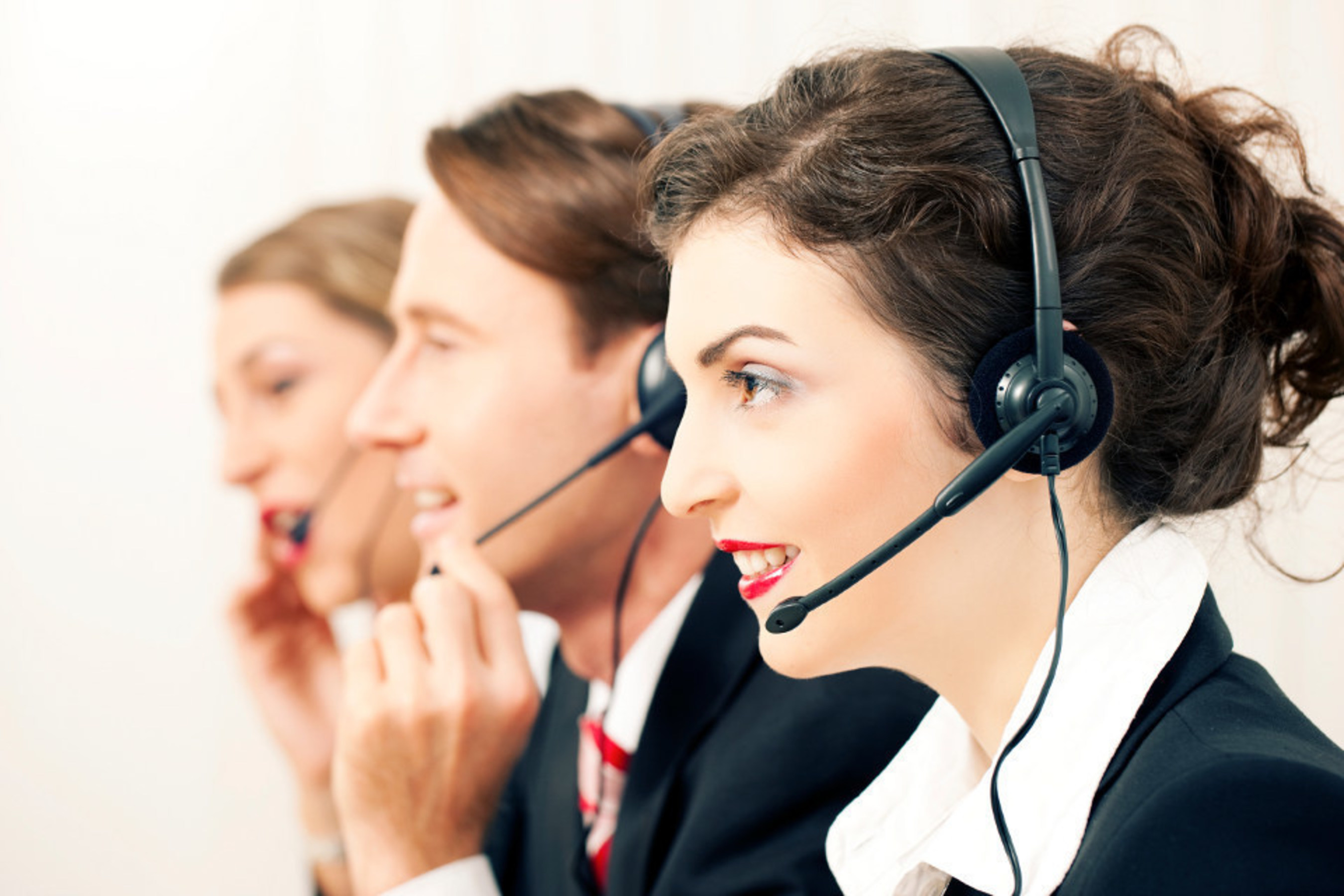 Increase Productivity in the Workplace through the Use of Contact Center and Office Headsets