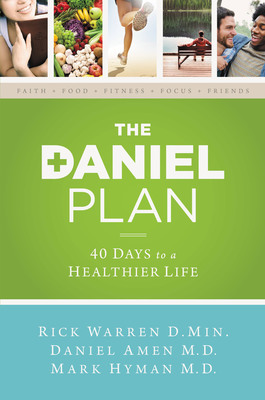 Transform Your Total Health Beginning Dec. 3 with New Book from Leading Doctors and America's Pastor. (PRNewsFoto/Zondervan) (PRNewsFoto/ZONDERVAN)