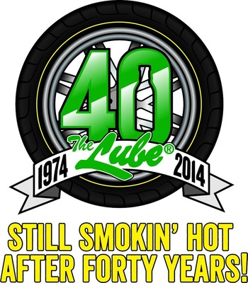 Quaker Steak & Lube (R) Celebrating 40 Smokin' Hot Years