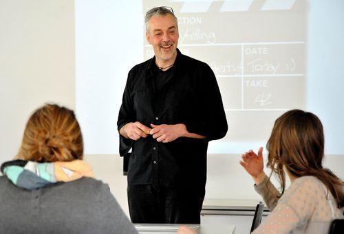 International Summer School of Creative Entrepreneurship at the Berlin University of the Arts, July 15th - October 15th 2014, www.udk-berlin.de/summer-courses, photo: Marion Borriss. (PRNewsFoto/Berlin University of the Arts)