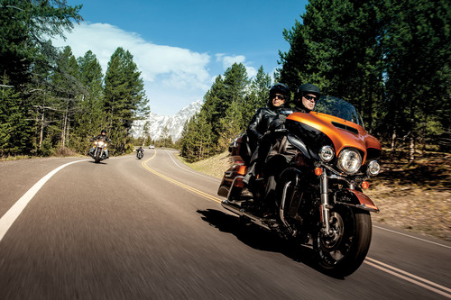 Come Together: Harley-Davidson Works With Riders To Re-engineer World's Most Popular Line Of