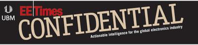 A Sneak Peek Inside EE Times Confidential's September Issue.  (PRNewsFoto/UBM Electronics)