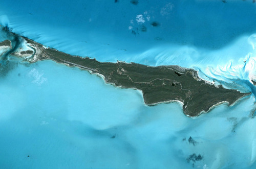 A jet setter's paradise, the island features a rare landing strip with its own airport code.  ...