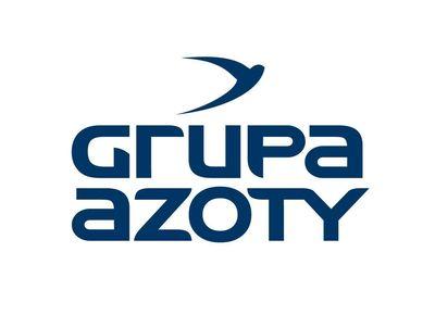 Grupa Azoty logo (PRNewsFoto/Grupa Azoty)