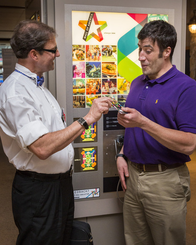 Mall of America pays back tax preparers rewarding them with gift cards and discounts. (PRNewsFoto/Mall of America)