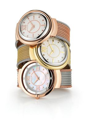 ALOR Swiss Watches, the luxury brand aimed at women, partners with Campowerment, the popular weekend retreat to re-ignite women's lives. As exclusive sponsor of all national camping events from November through 2014, Campowerment officially adopts the tagline, Powered by ALOR Swiss Watches. (PRNewsFoto/ALOR Swiss Watches) (PRNewsFoto/ALOR SWISS WATCHES)