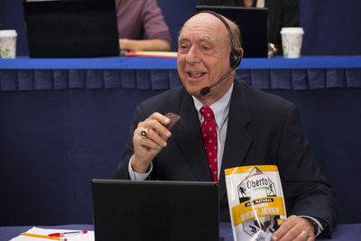 "Dick Vitale in latest Oberto ""Little Voice in the Stomach"" spot"