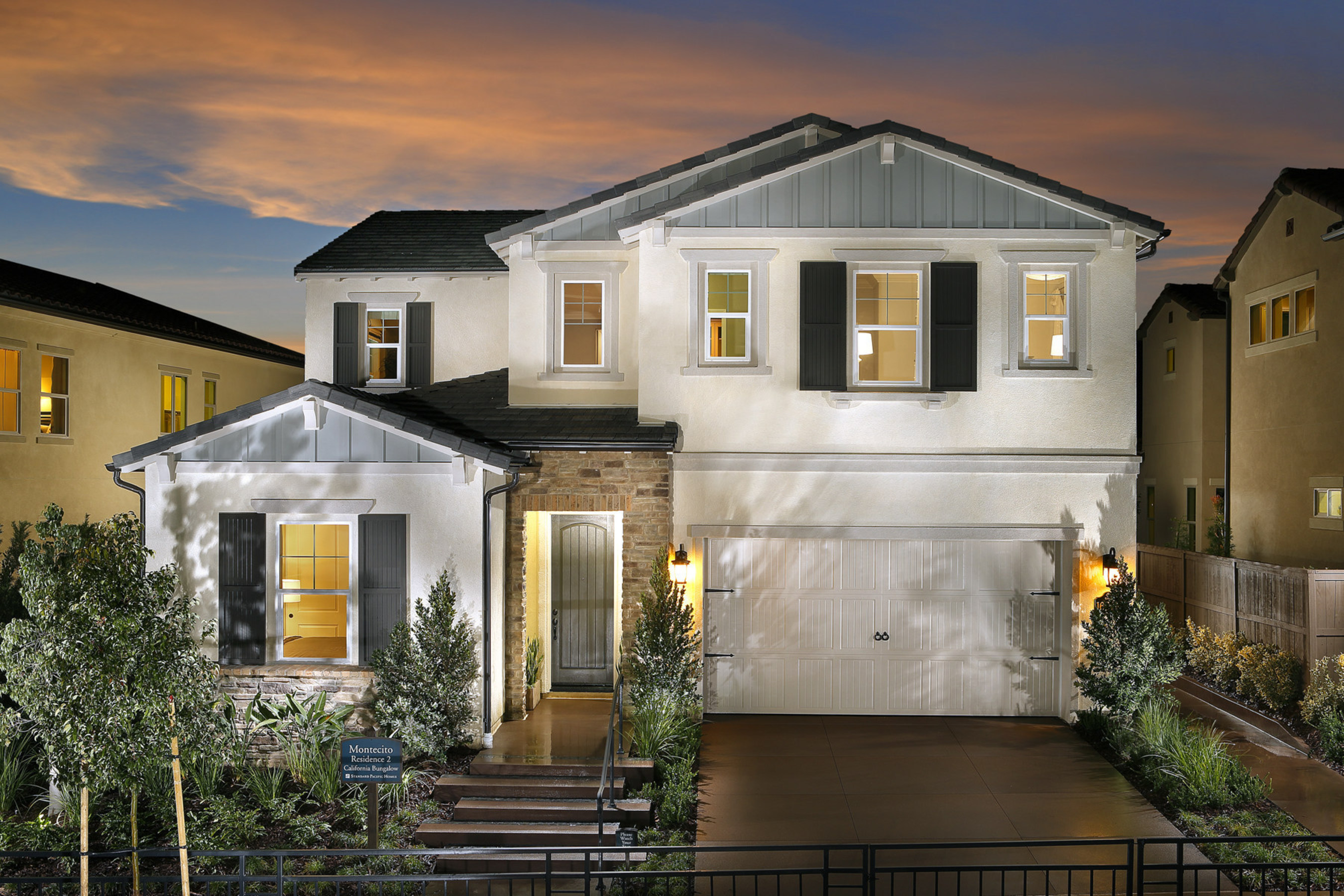 Standard pacific homes announces new community within san for Pacific home collection