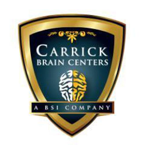 Carrick Brain Centers logo.  (PRNewsFoto/Carrick Brain Centers)