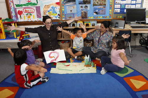 Wolf Trap Celebrates Arts in Education Week with the Launch of First-of-its-Kind Early Childhood