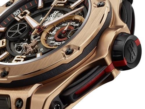 Big Bang Ferrari King Gold (2) (PRNewsFoto/HUBLOT)
