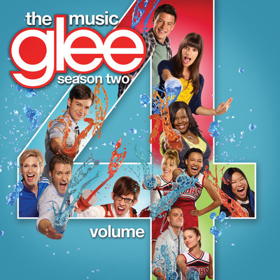 GLEE: THE MUSIC, VOLUME 4 IN STORES 11/30. (PRNewsFoto/Columbia Records)