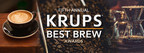 KRUPS Kicks Off 5th Annual Best Brew Awards