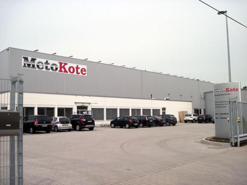 MetoKote(TM) Corporation Opens New European Regional Coating Center
