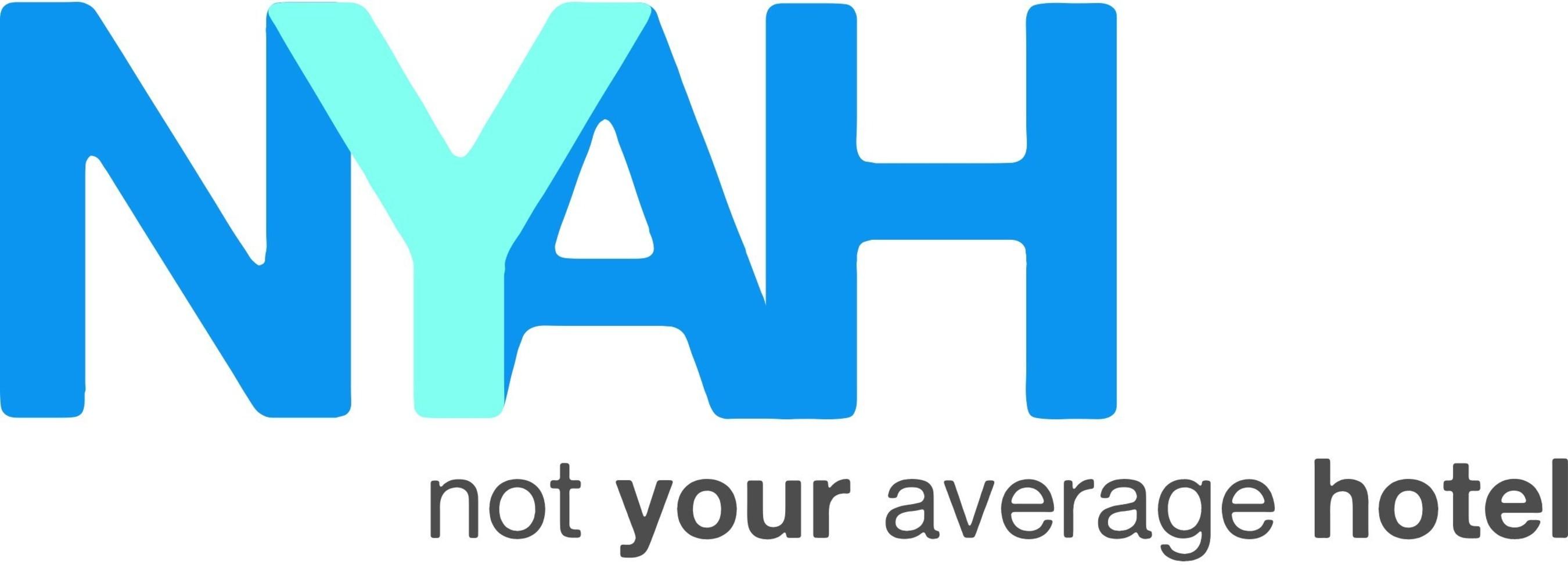 Not Your Average Hotel logo