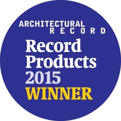Architectural Record Record Products 2015 Winner